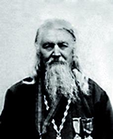 Протоиерей Николай Рождественский - настоятель Сретенского храма
