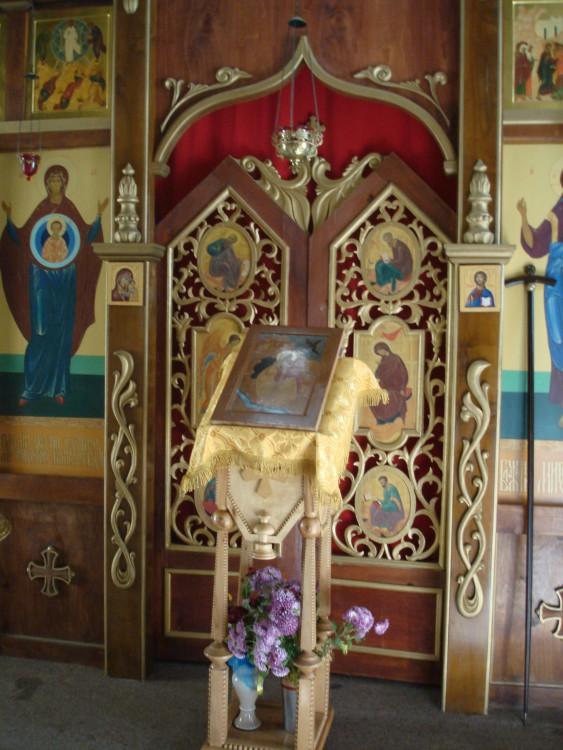 Южный храм Архыз интерьер