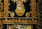 Этот образ Пресвятой Богородицы, по преданию, был написан евангелистом Лукой