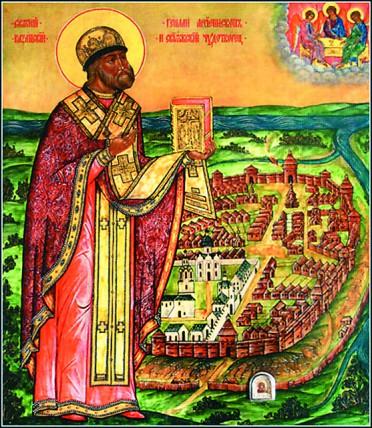 Святитель Герман Казанский. Память совершается 6 июля, 8 октября, 19 ноября
