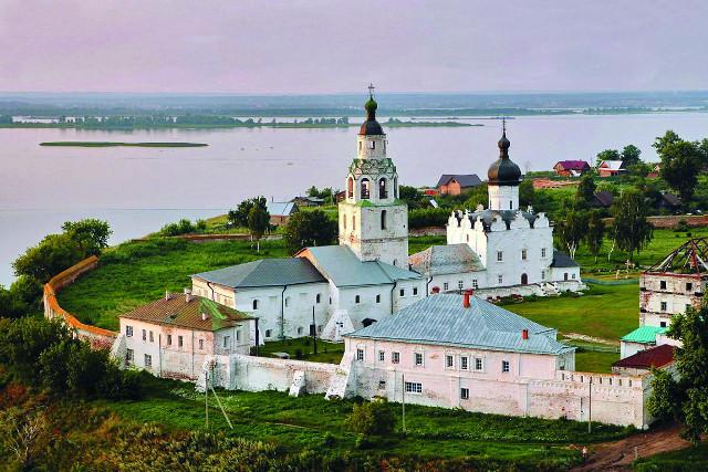 Ансамбль Успенского монастыря