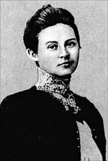Жена Колчака Софья Федоровна