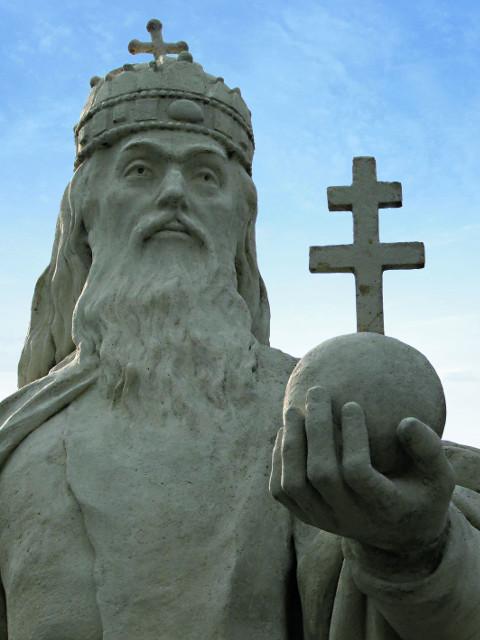 Покровитель Венгрии святой Стефан