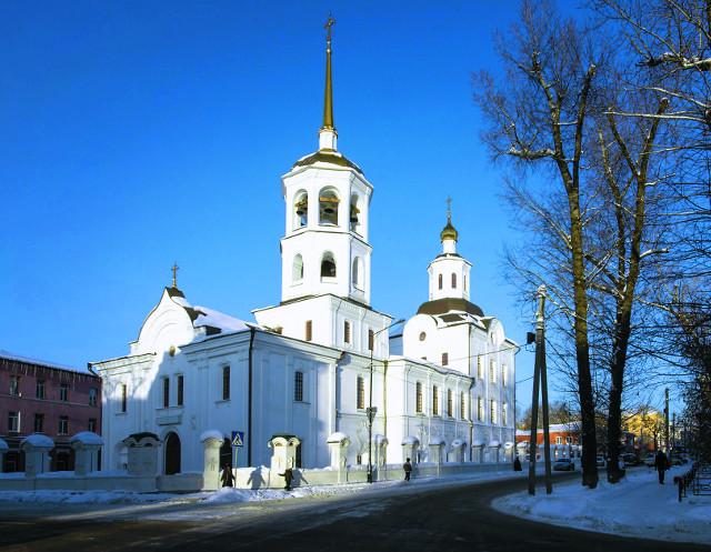 Михаило-Архангельская (Харлампиевская) церковь
