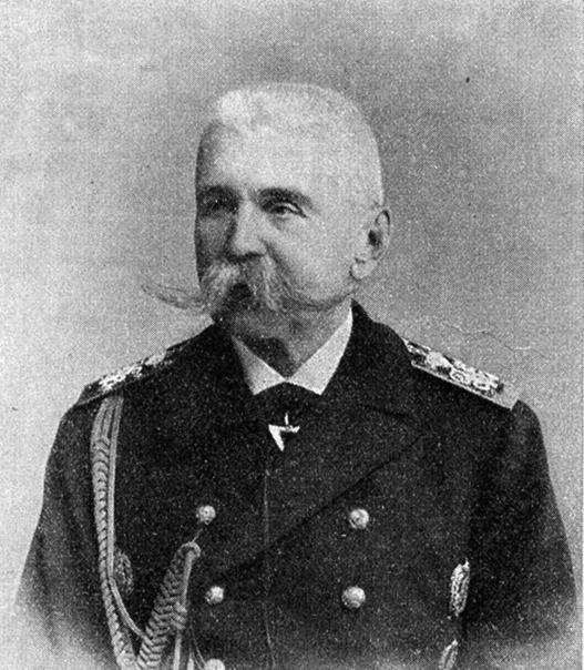 Вице-адмирал Николай Иванович Казаков