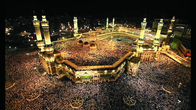 Хадж продолжается две недели и включает в себя посещение городов Мекки и Медины