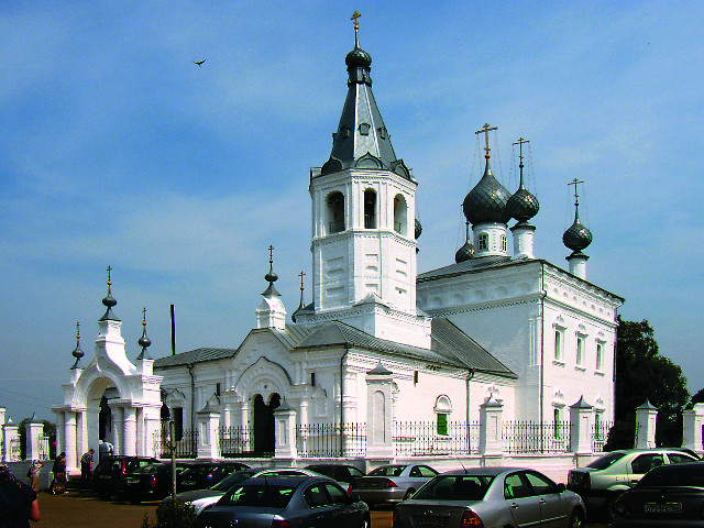 Храм Иоанна Златоуста в Годенове