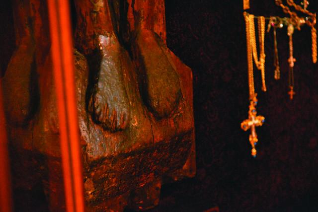 Святое Распятие - фрагмент
