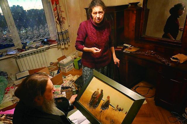 Галина Леонидовна рассказала протоиерею Геннадию историю о своей бабушке, которую назвали Марией по совету отца Иоанна
