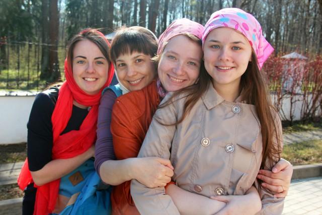 Пасхальный лагерь для детей и подростков в Сергиевом Посаде
