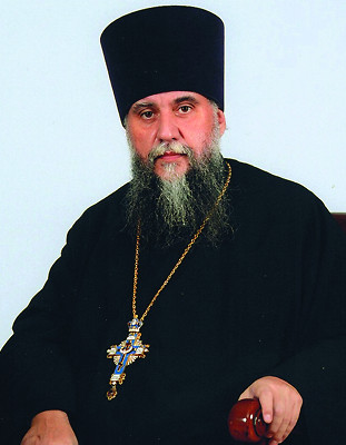 Настоятель храма - протоиерей Александр Абрамов