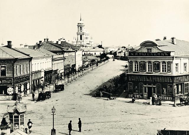 Архивное фото. Конец XIX века