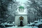 Храм во имя Успения Пресвятой Богородицы на Ольшанском кладбище