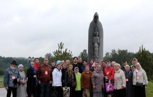 Радонеж - вторая родина преподобного Сергия