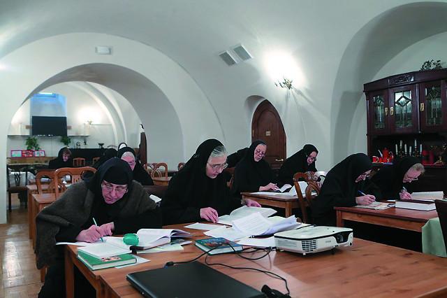 Женское ученое монашество