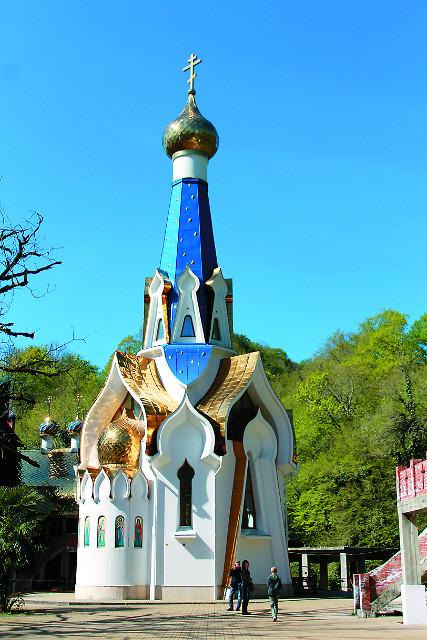 """Храм в честь иконы Божией Матери """"Семистрельная"""""""