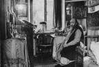 Иеросхимонах Аристоклий в келье на Б. Полянке в последние годы жизни