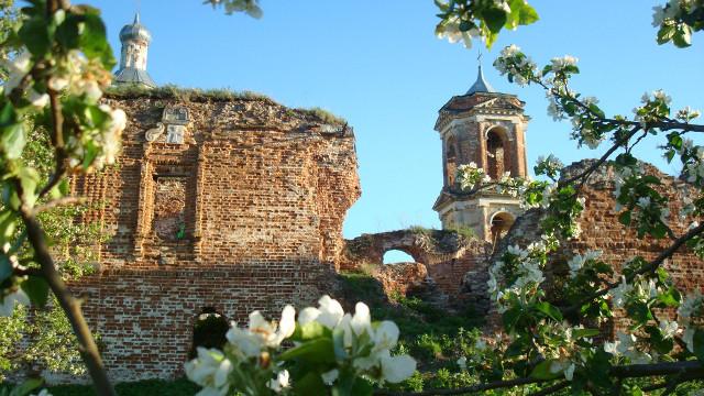 Ансамбль монастыря от времени претерпел значительные разрушения и нуждается в реставрации
