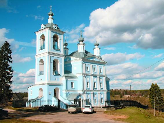 В Ильинском храме служили практически все священники из Маросейского Никольского храма Москвы