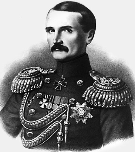 Вице-адмирал Владимир Корнилов