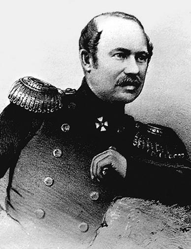 Контр-адмирал Владимир Истомин