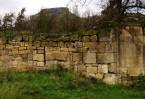 Руины храма Архангелов Михаила и Гавриила