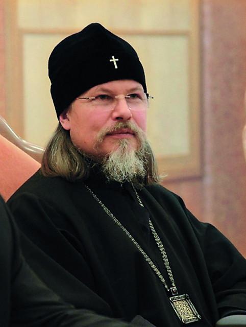 Главный редактор журнала митрополит Рязанский и Михайловский МАрк