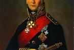 Портрет адмирала Ушакова. П. Бажанов