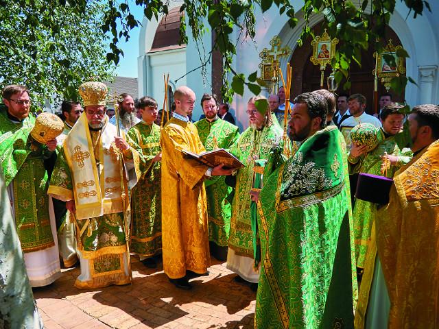 Торжества, посвященные десятилетнему юбилею  храма