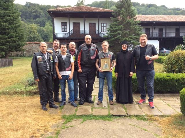 В Сокольском монастыре
