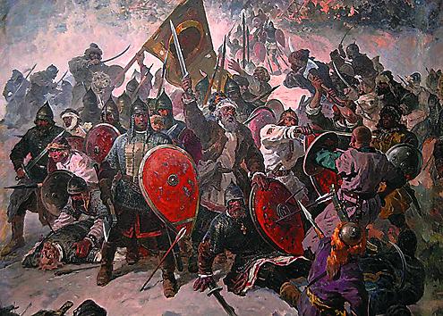 Историки иногда называют Козельск роковым или невезучим городом. Редко когда враги нашей страны проходили мимо этого места. Кроме Батыя его жег хан Ахмат, досталось городу и от наполеоновских войск. А в октябре 1941-го Козельск был захвачен немцами