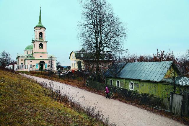 Благовещенский храм, где совершались богослужения в годы Великой Отечественной войны