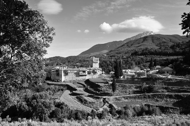 Монастырь Каракал. Фото Алексея Ловена