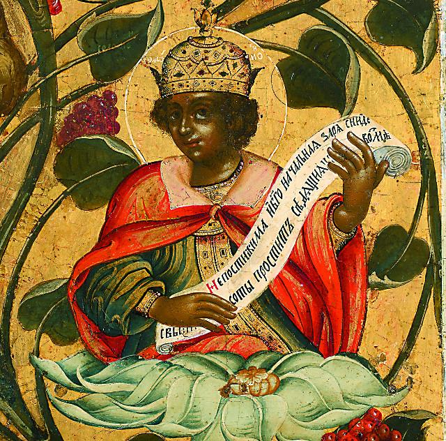 Святой царь и пророк Соломон