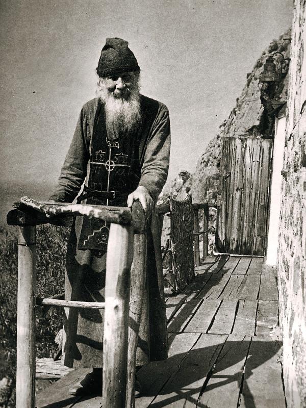 Иеросхимонах Феодосий Карульский