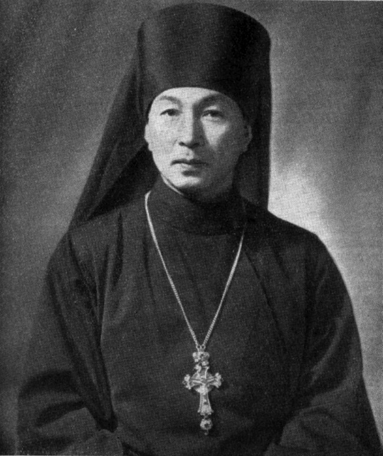 Архиепископ Николай (Саяма)