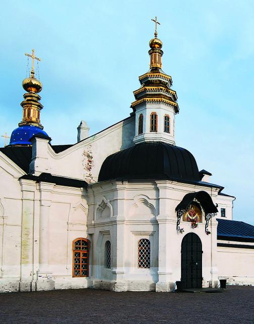 Покровский храм Тобольского кремля