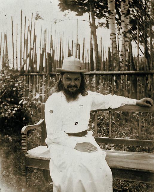 Отец Сергий в Кадникове