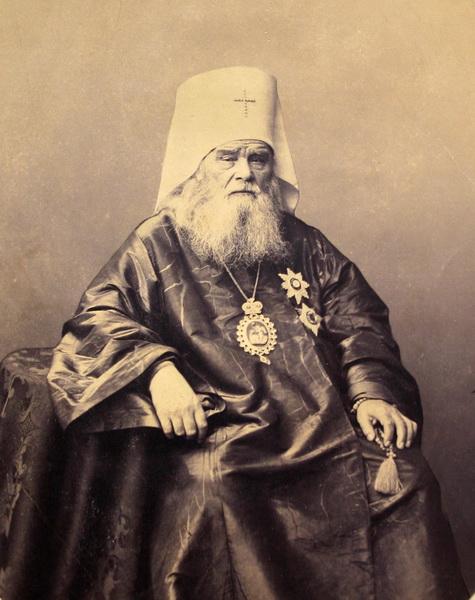 Святитель Иннокентий был первым православным епископом Камчатки, Якутии, Приамурья и Северной Америки
