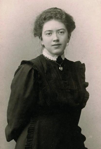 Евфросиния Шафоростова - будущая жена отца Сергия
