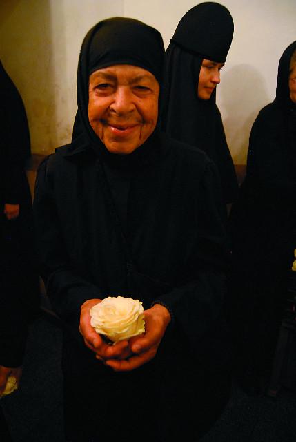 Схимонахиня Епифания