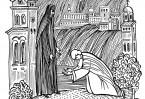 Горько раскаивался Афанасий в своем поступке, со слезами просил принять его вновь