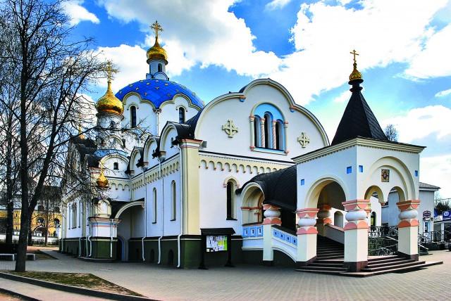 Елизаветинский женский монастырь. Храм Державной иконы Божией Матери