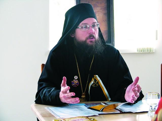 Игумен Герасим - наместник Михайловской Афонской Закубанской пустыни