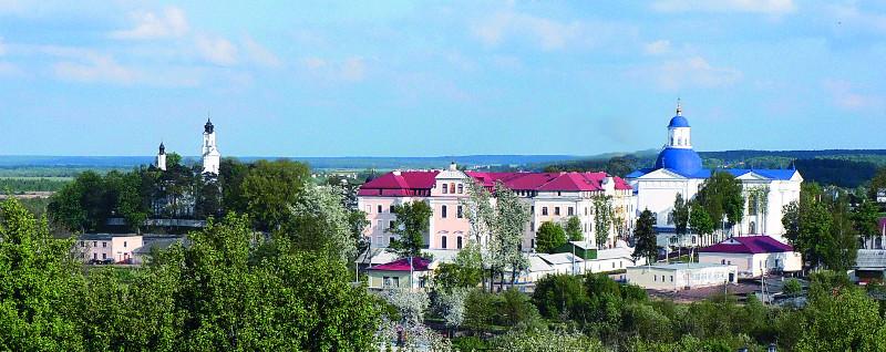 Жировецкий монастырь