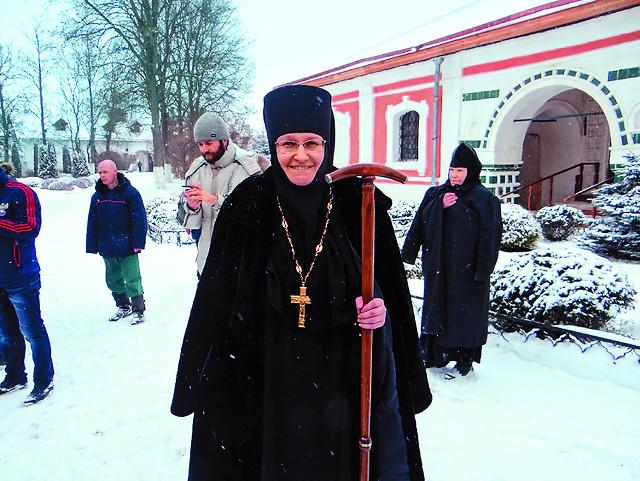 Сегодня обитель возглавляет новая настоятельница  - игумения Татиана (Пашкова)