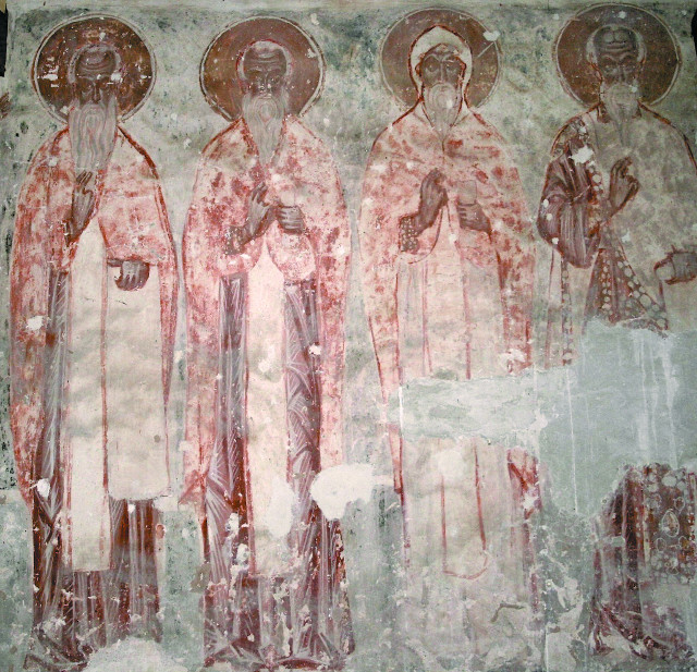 Фрески Рождественского храма