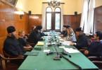 В ходе переговоров обсуждались вопросы взаимного сотрудничества в области развития паломничества к святыням Болгарии и России