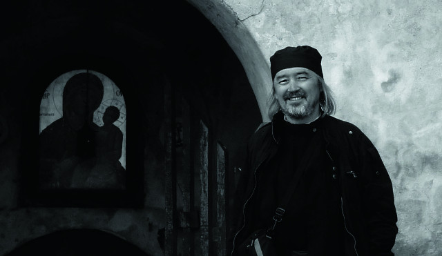 Протоиерей Андрей Спиридонов на Афоне