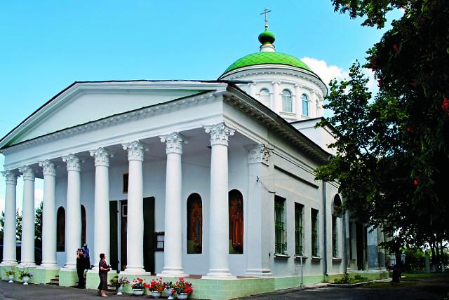 Кафедральный собор Оковецкй иконы  Божией Матери